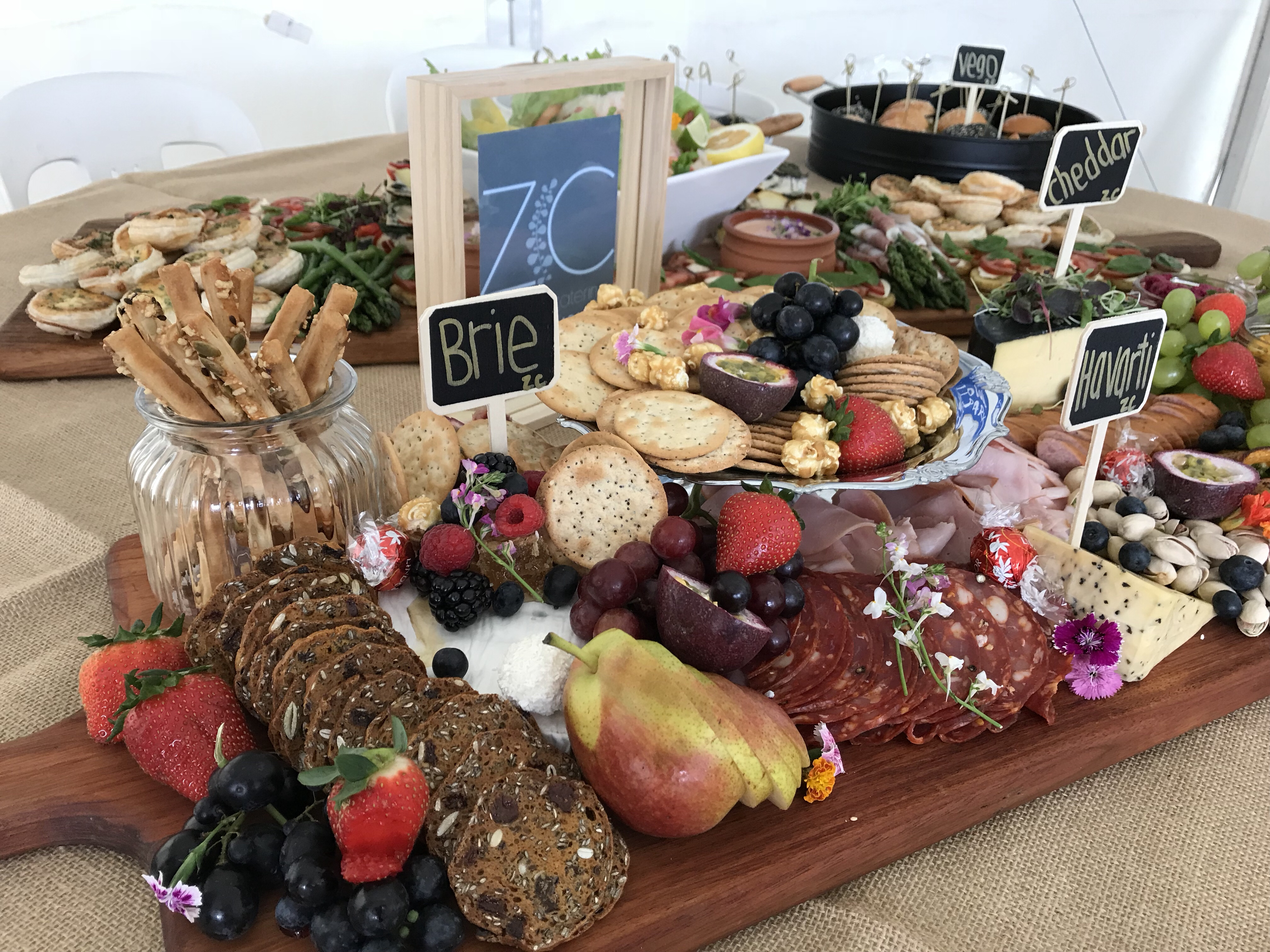 Grazing Boxes Platter Boards Zappelli Catering